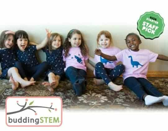buddingSTEM - Science & STEM Clothes for Girls