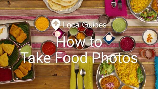 How To Take Food Photos