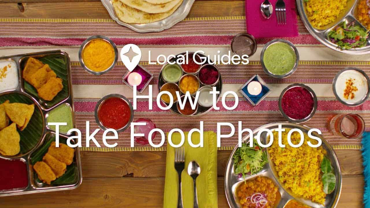 How To Take Food Photos