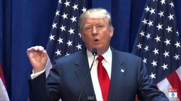 Donald J. Trump's No Good, Very Bad, Rigged, Fake News, Google Search Results